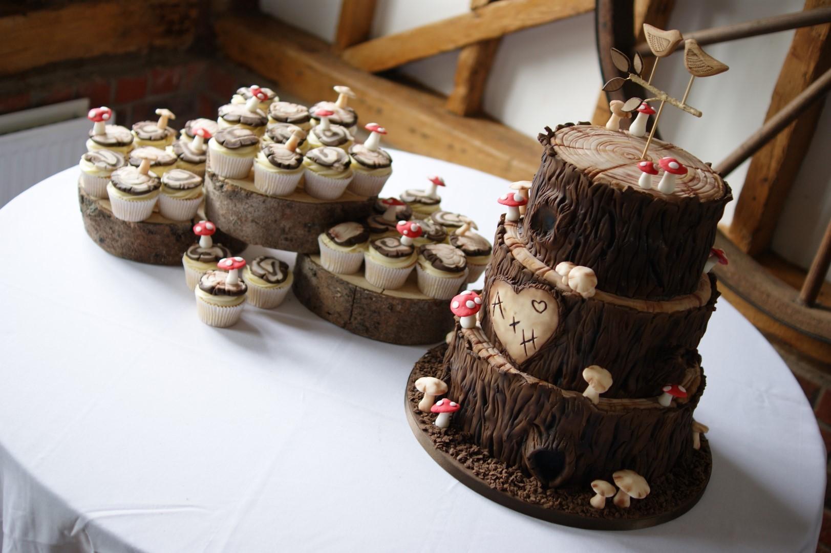 торт на деревянную свадьбу фото фотокубики используются вместо